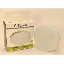 Feron GX53 (12W) 230V GX53 4000K 4K, LB-453 25835